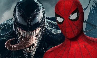 Venom Movie Sequel Spider-Man