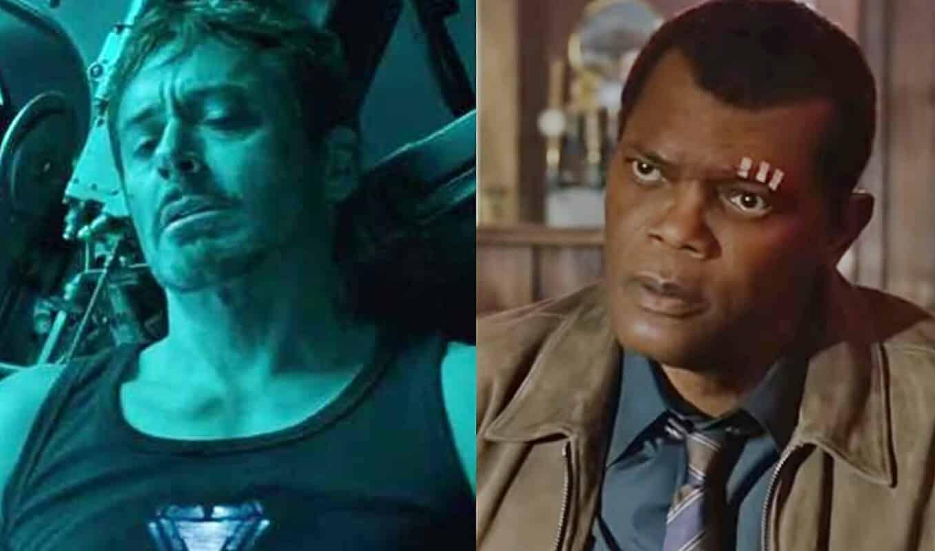 Avengers: Endgame Captain Marvel Samuel L. Jackson