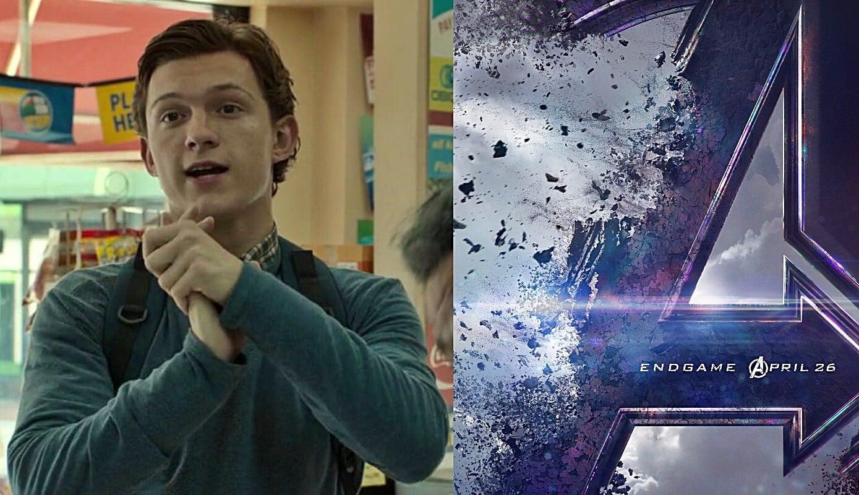 Avengers: Endgame Tom Holland