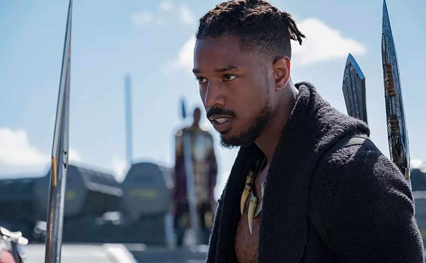 Black Panther 2 Killmonger Michael B. Jordan