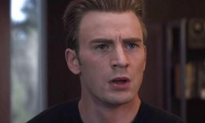 Captain America Chris Evans MCU