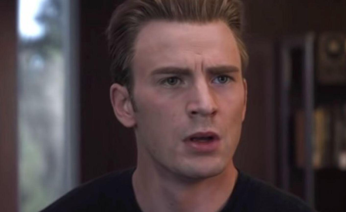 Captain America Chris Evans MCU