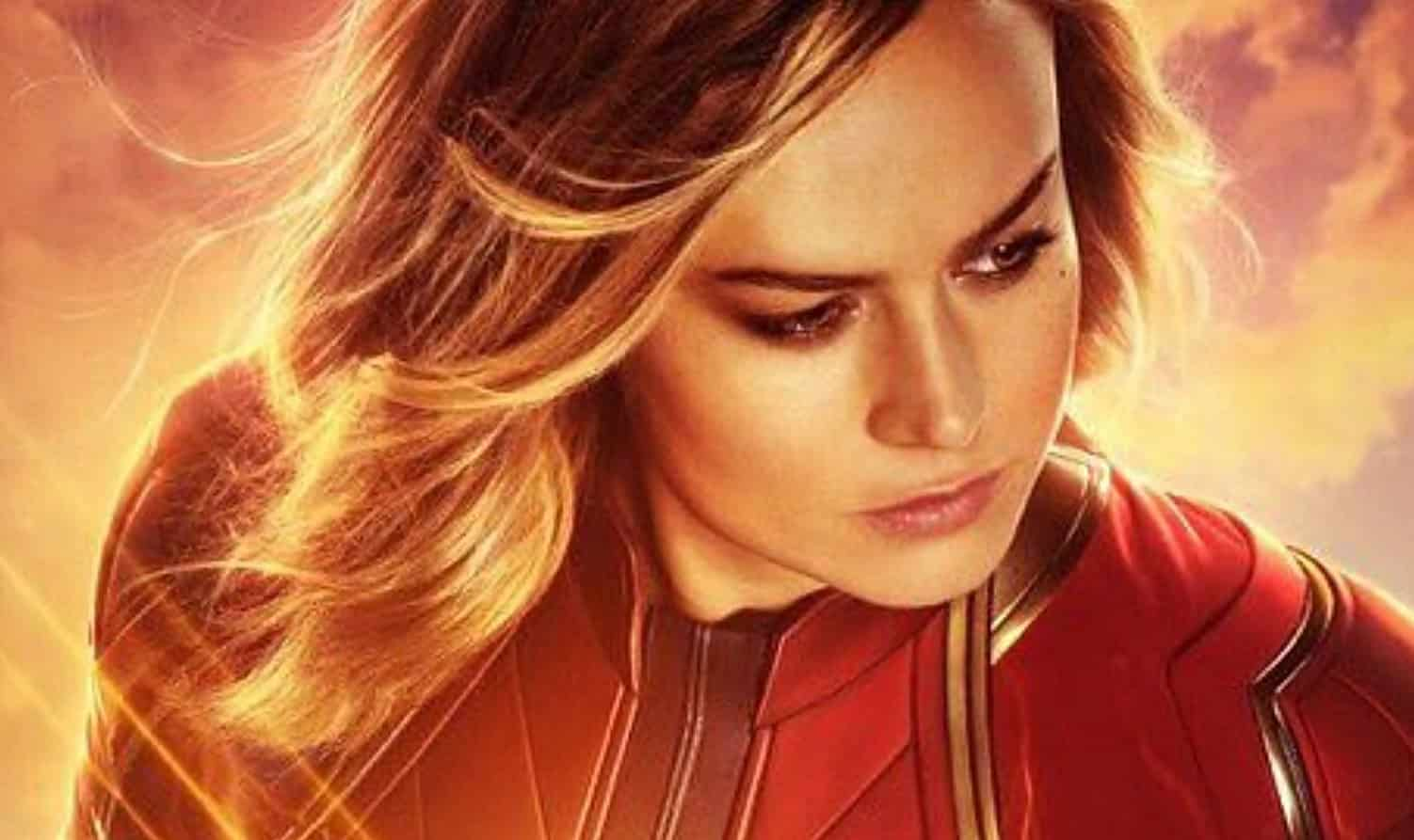 Captain Marvel MCU Movie