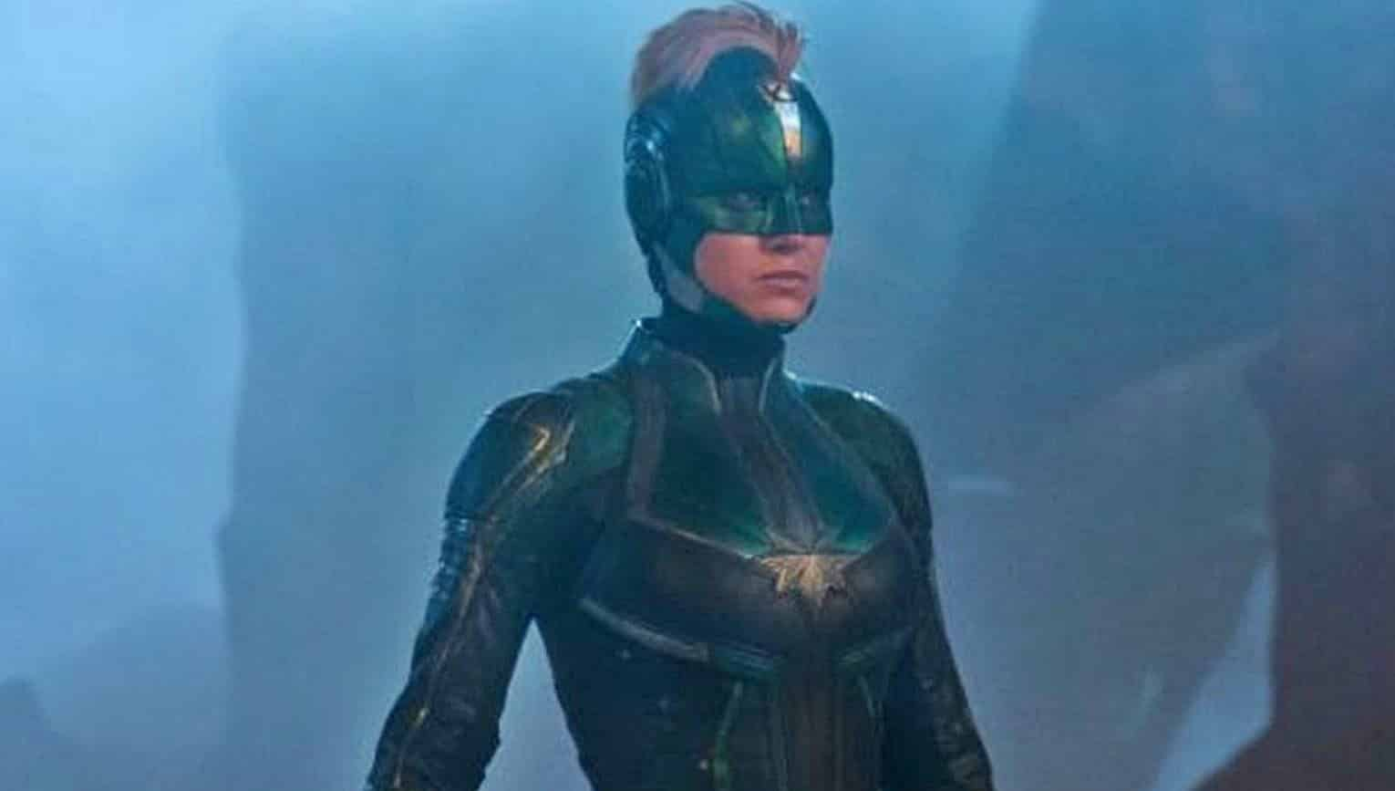 Captain Marvel Proves Shes No Skrull In Awesome New Trailer
