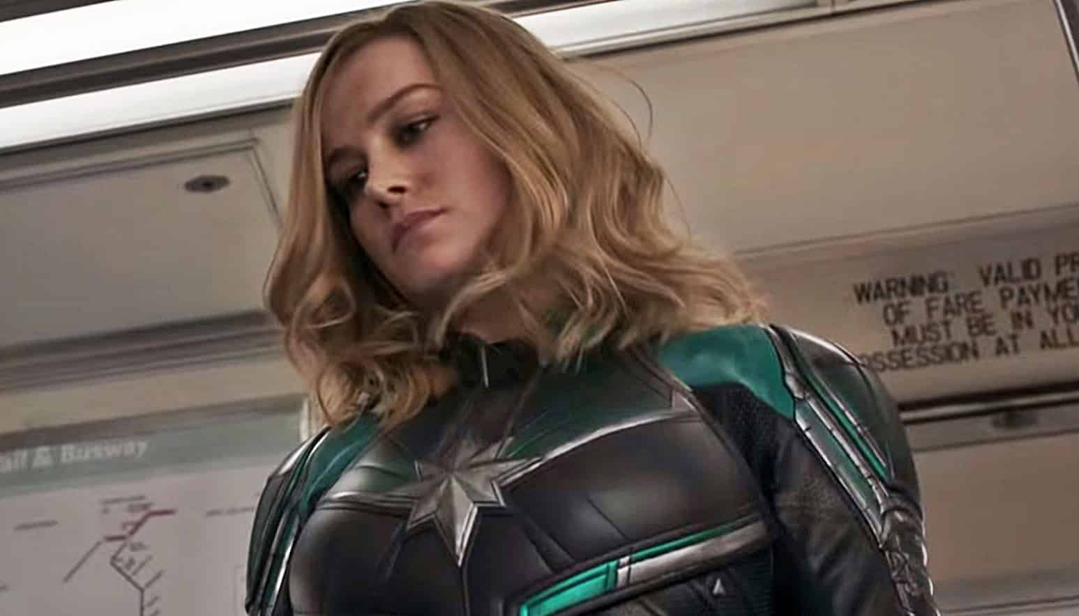 New Captain Marvel Toy May Reveal A Huge Spoiler