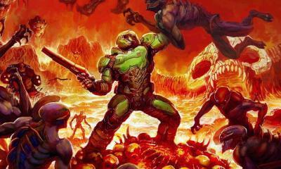 Doom Movie Reboot