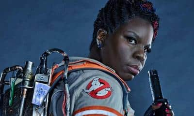 Ghostbusters Leslie Jones
