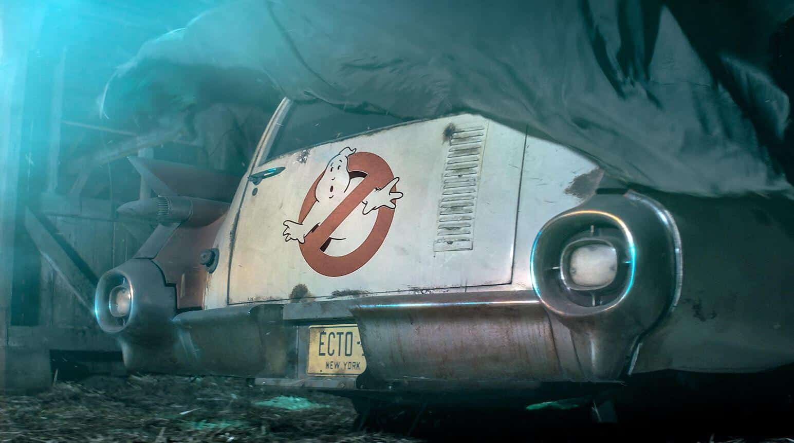 Ghostbusters Movie 2020