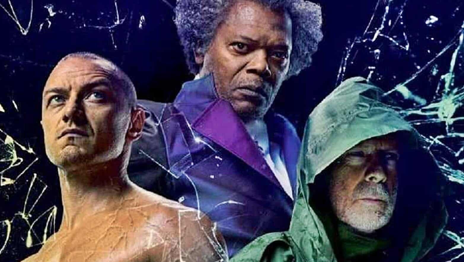 Glass Movie 2018