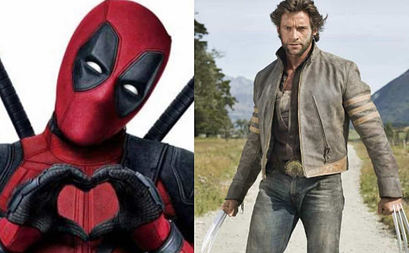 Hugh Jackman Ryan Reynolds