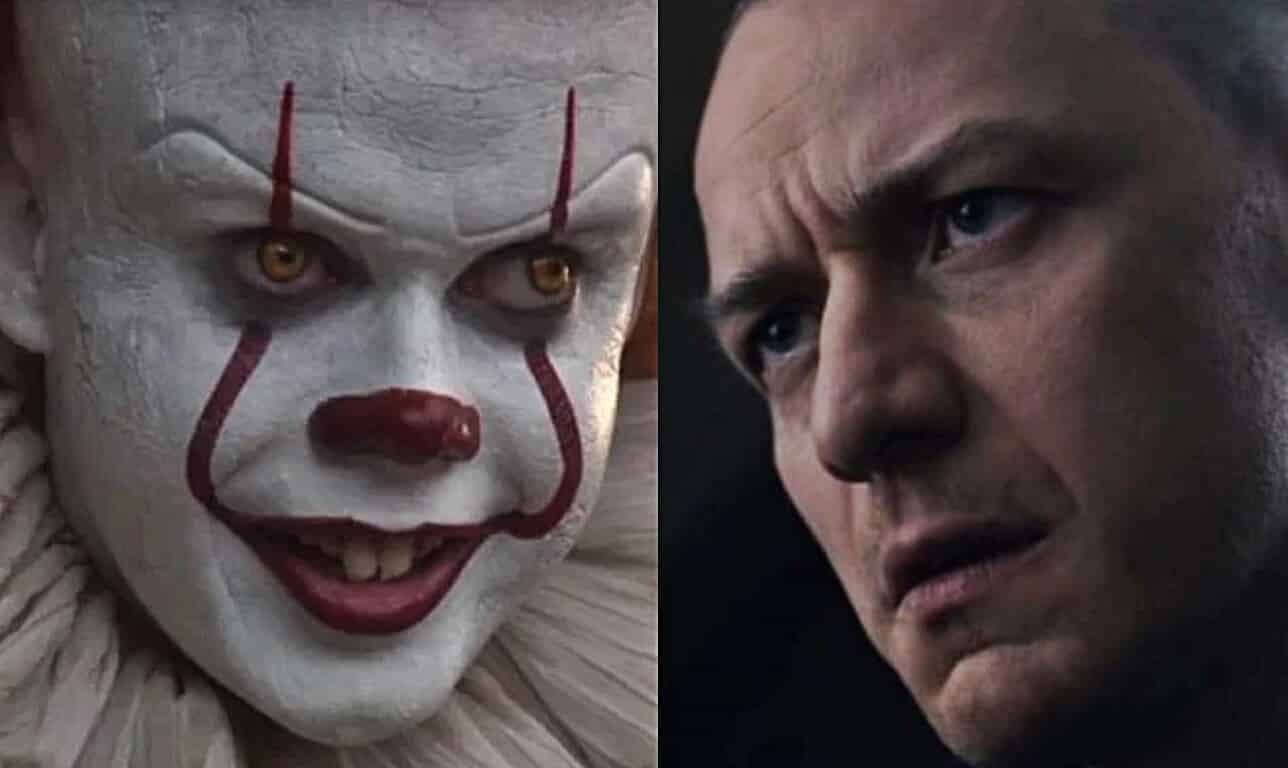 IT: Chapter 2 Pennywise James McAvoy