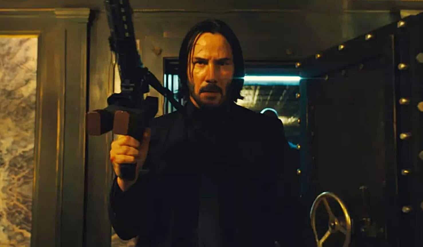 John Wick Chapter 3 Parabellum First Trailer Released