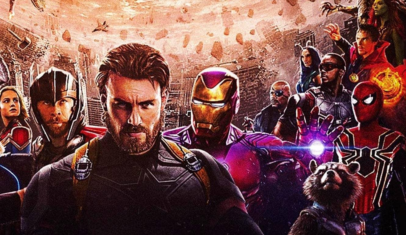 MCU Characters Avengers