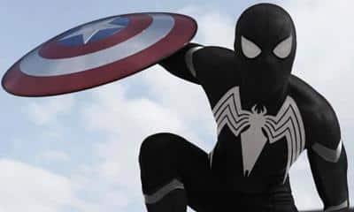 MCU Spider-Man Dark Avengers
