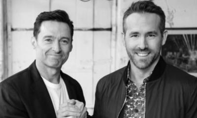 Ryan Reynolds Hugh Jackman