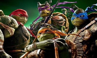 Teenage Mutant Ninja Turtles Movie Reboot