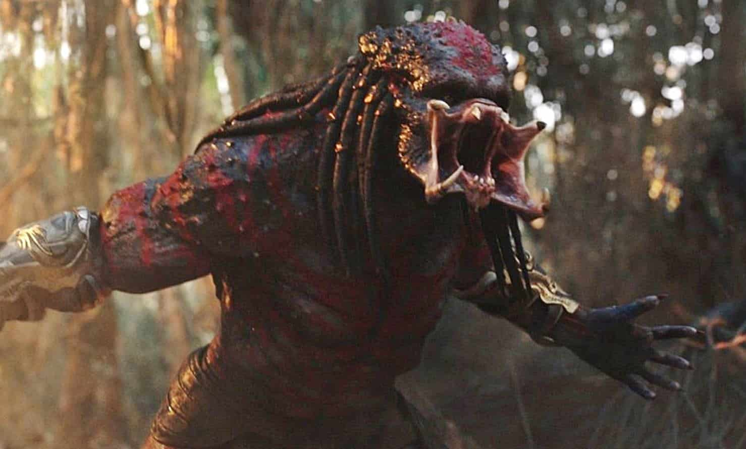 The Predator' Third Alternate Ending Reveals Another 'Aliens' Crossover