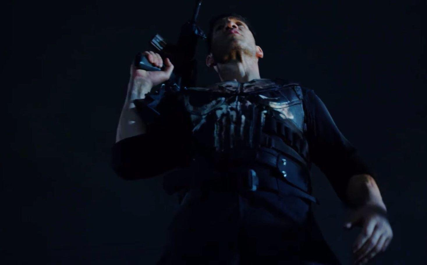 The Punisher Season 2 Trailer Has Frank Castle And
