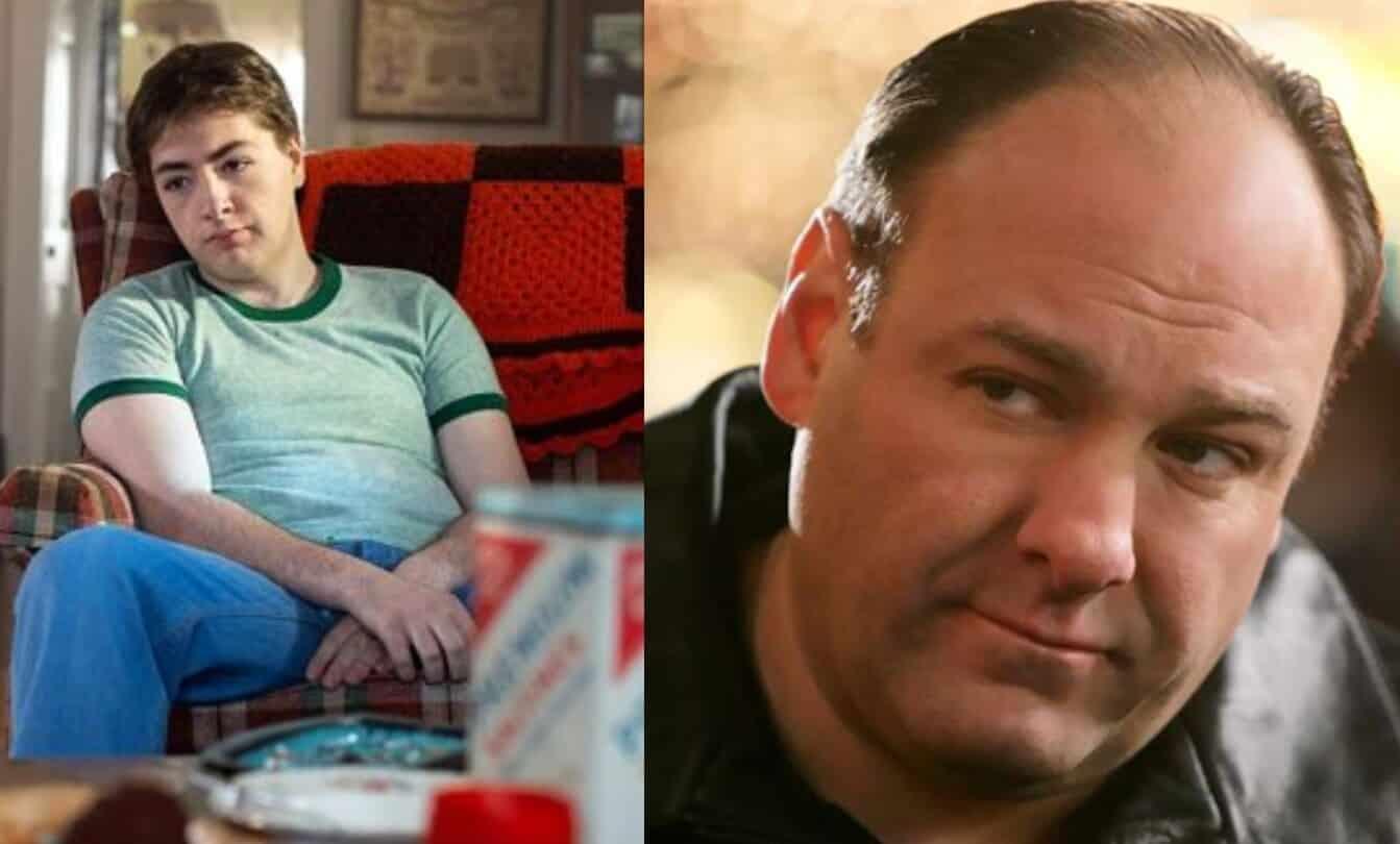 The Sopranos Michael Gandolfini James Gandolfini Tony Soprano