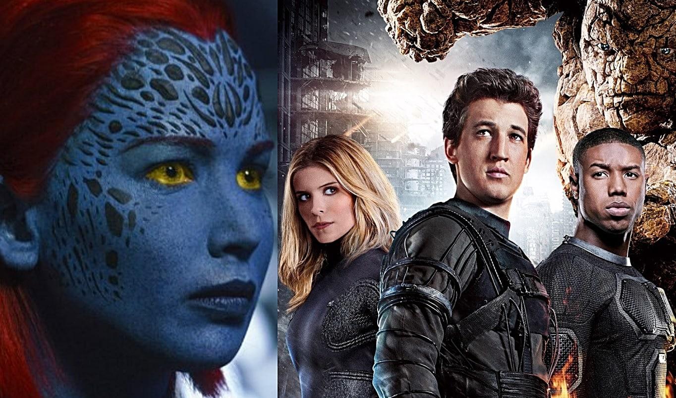 X-Men: Dark Phoenix Fantastic Four