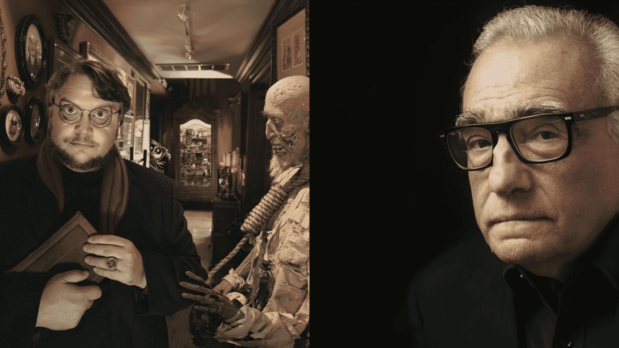Del Toro Scorsese