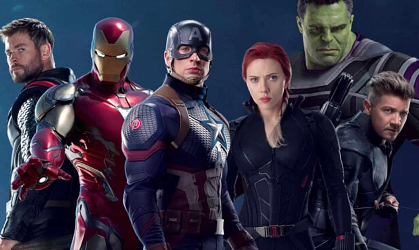Avengers: Endgame' Image Reveals The Team's New Costumes