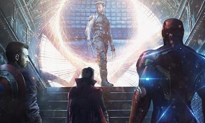 Avengers: Endgame X-Men MCU