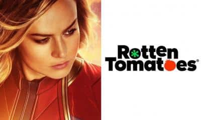 Captain Marvel Rotten Tomatoes