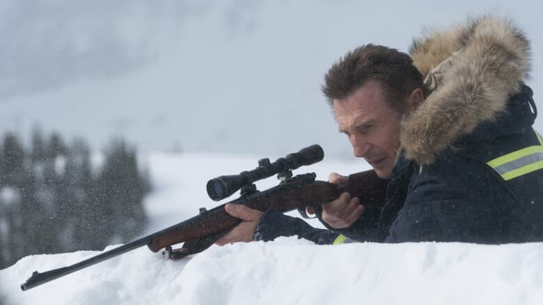 Cold Pursuit movie liam neeson