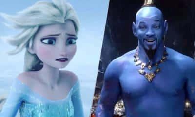 Frozen 2 Aladdin