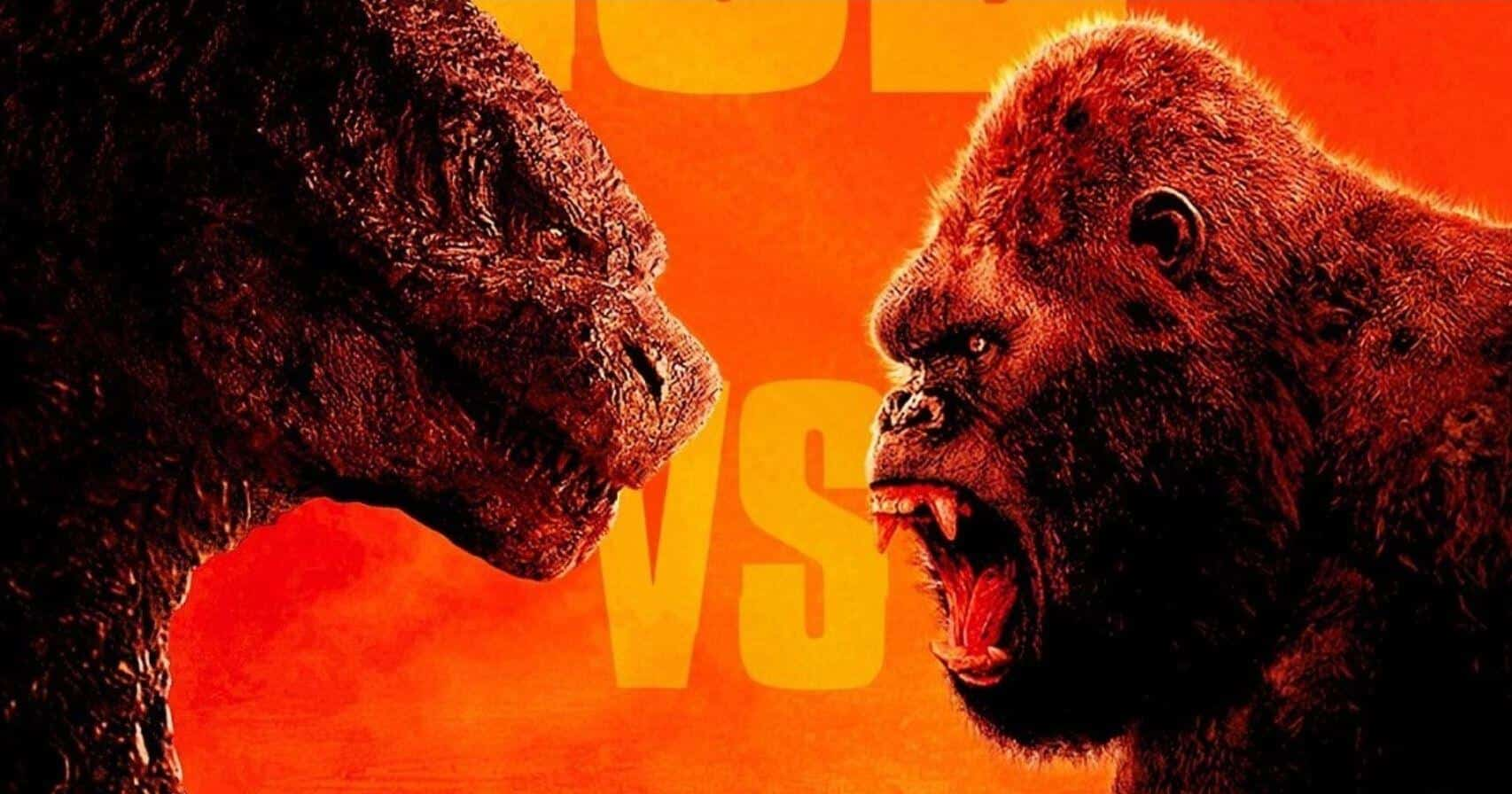 'Godzilla Vs. Kong' Gets New March 2020 Release Date