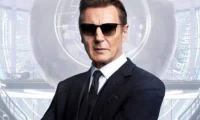 Liam Neeson Men in Black: International