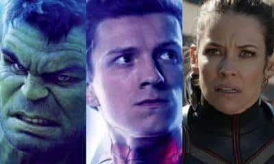 Marvel Mark Ruffalo Tom Holland Evangeline Lilly