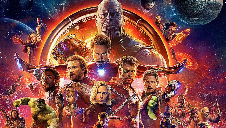 MCU Avengers: Infinity War