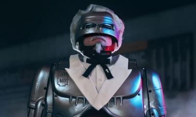 RoboCop KFC Colonel