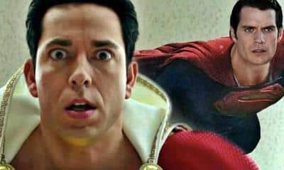 Shazam Movie Superman