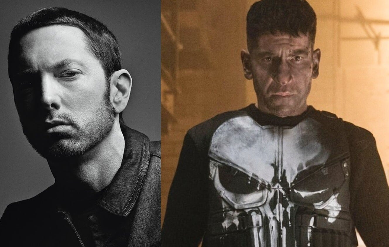 The Punisher Eminem Netflix