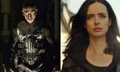 The Punisher Jessica Jones Netflix