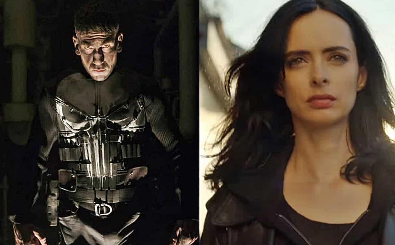 The Punisher Jessica Jones Netflix