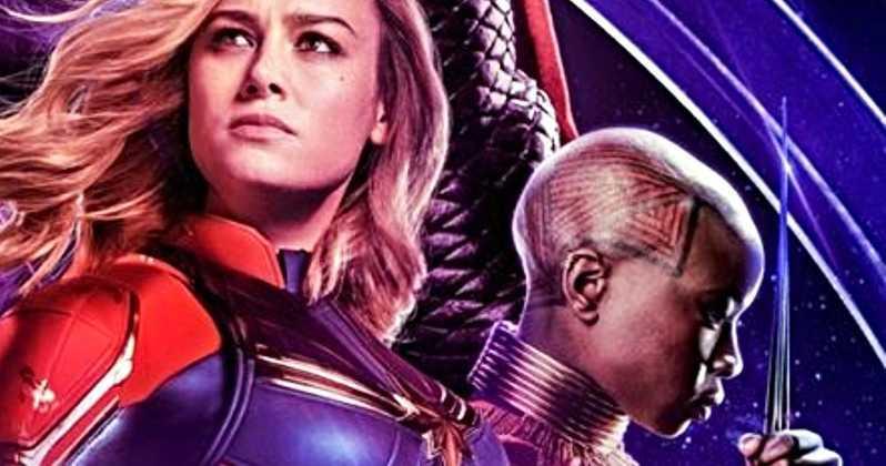 Avengers: Endgame Poster Danai Gurira