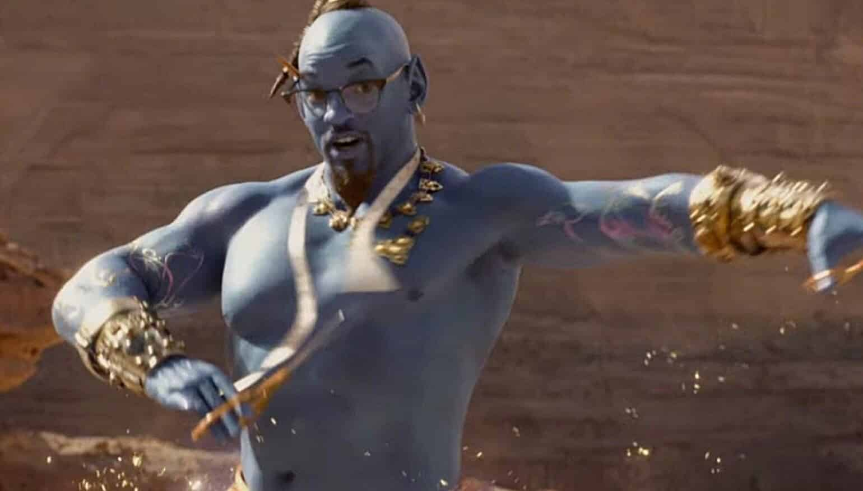 Disney Debuts A Magical New Aladdin Trailer