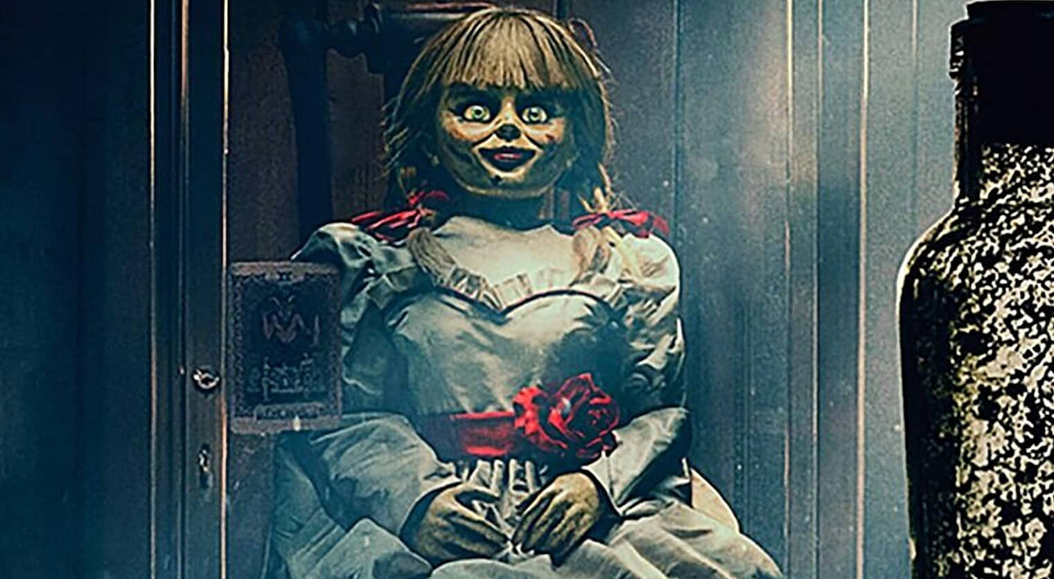 'Annabelle Comes Home' trailer shows killer doll in creepy new way