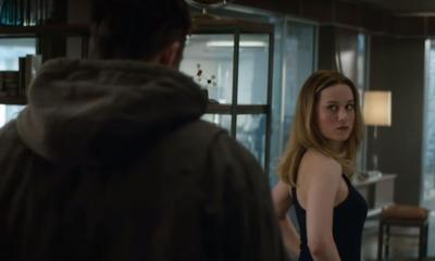 Avengers: Endgame Captain Marvel Thor