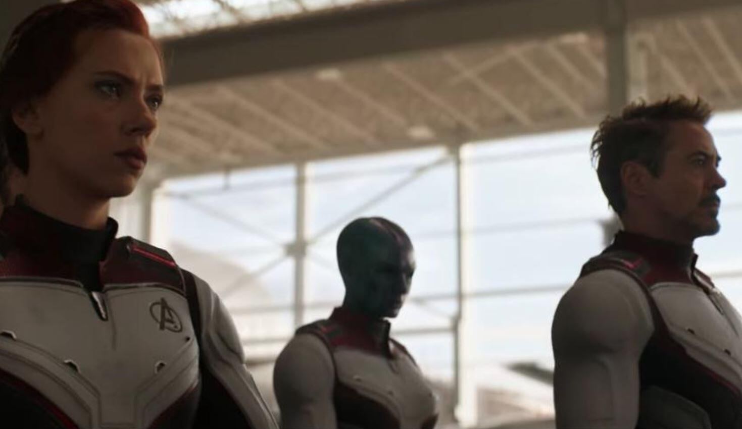 Avengers: Endgame Suits