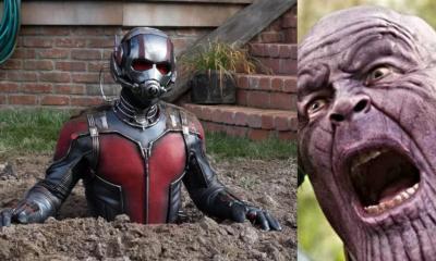 Avengers: Endgame Thanos Ant-Man