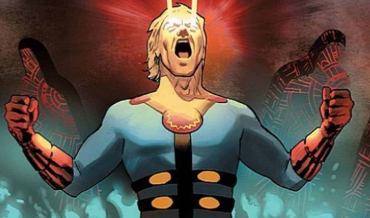 Eternals Movie MCU