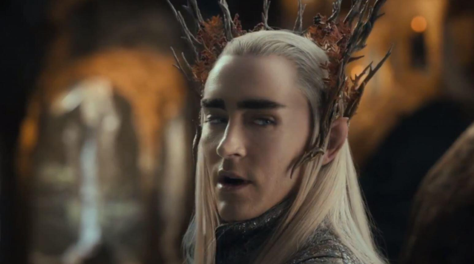 Lee Pace The Hobbit