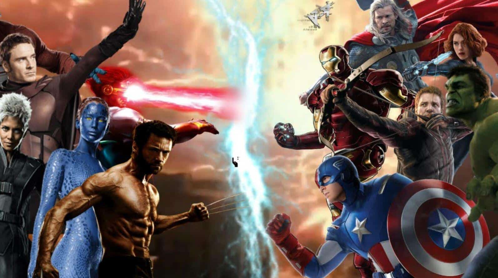 Marvel Avengers Vs. X-Men