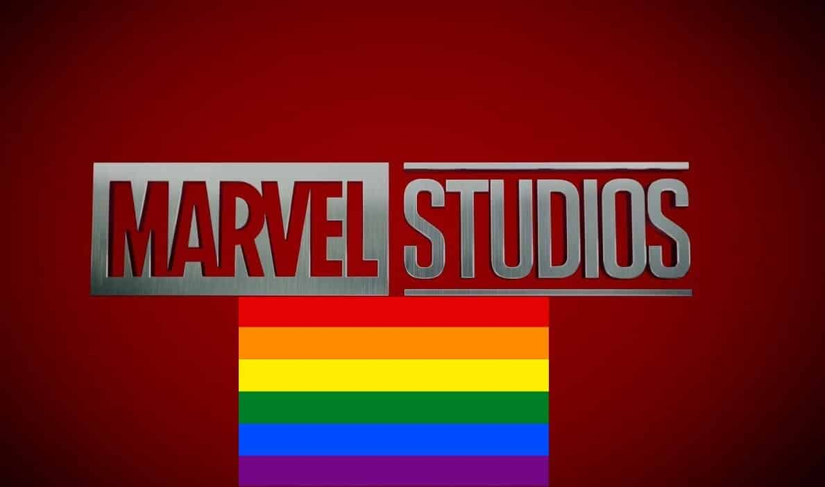 MCU Marvel Gay