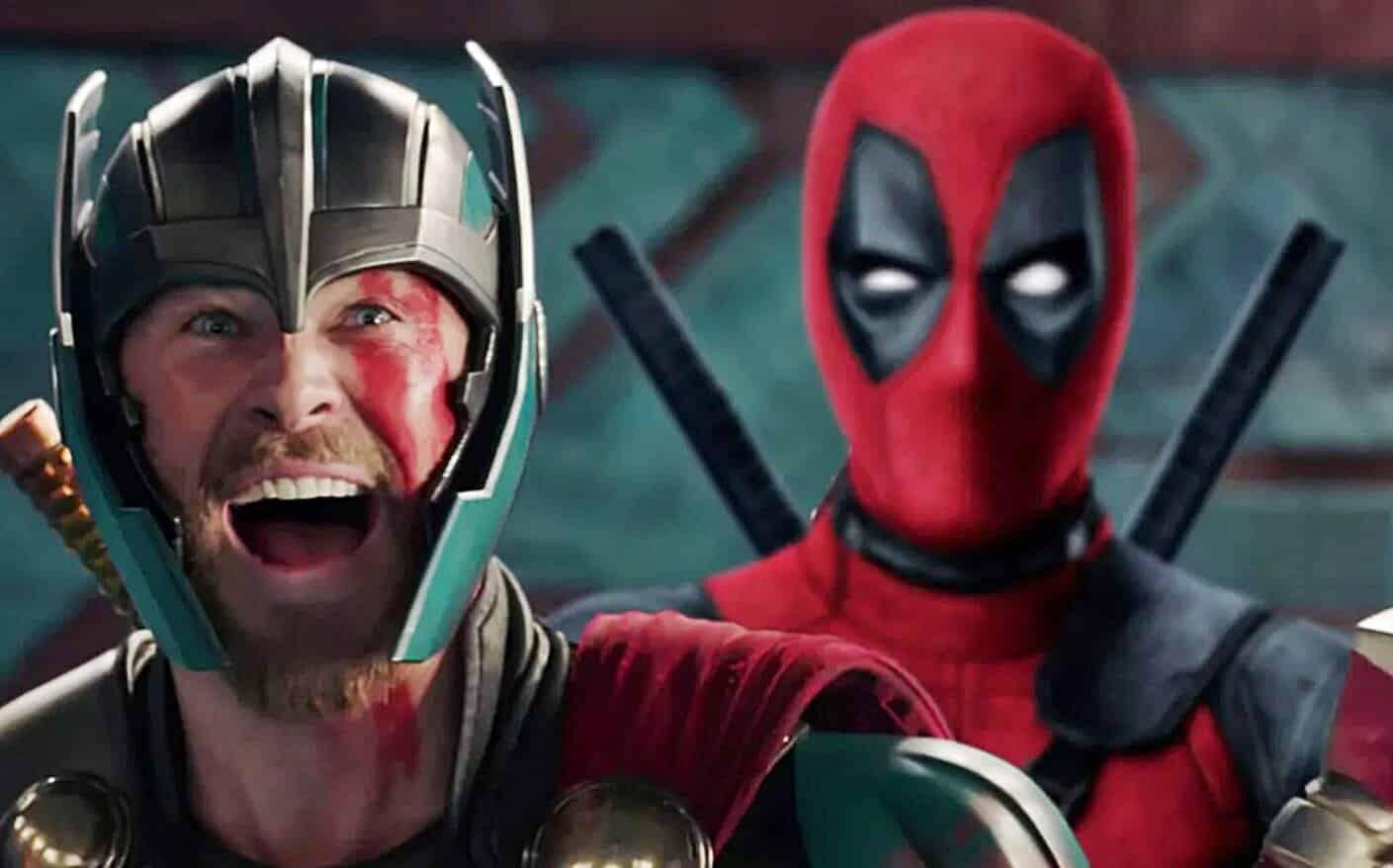 MCU Thor Deadpool